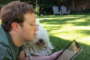Ambos pasan tiempo juntos. Foto:facebook.com/zuck. Imagen Por: