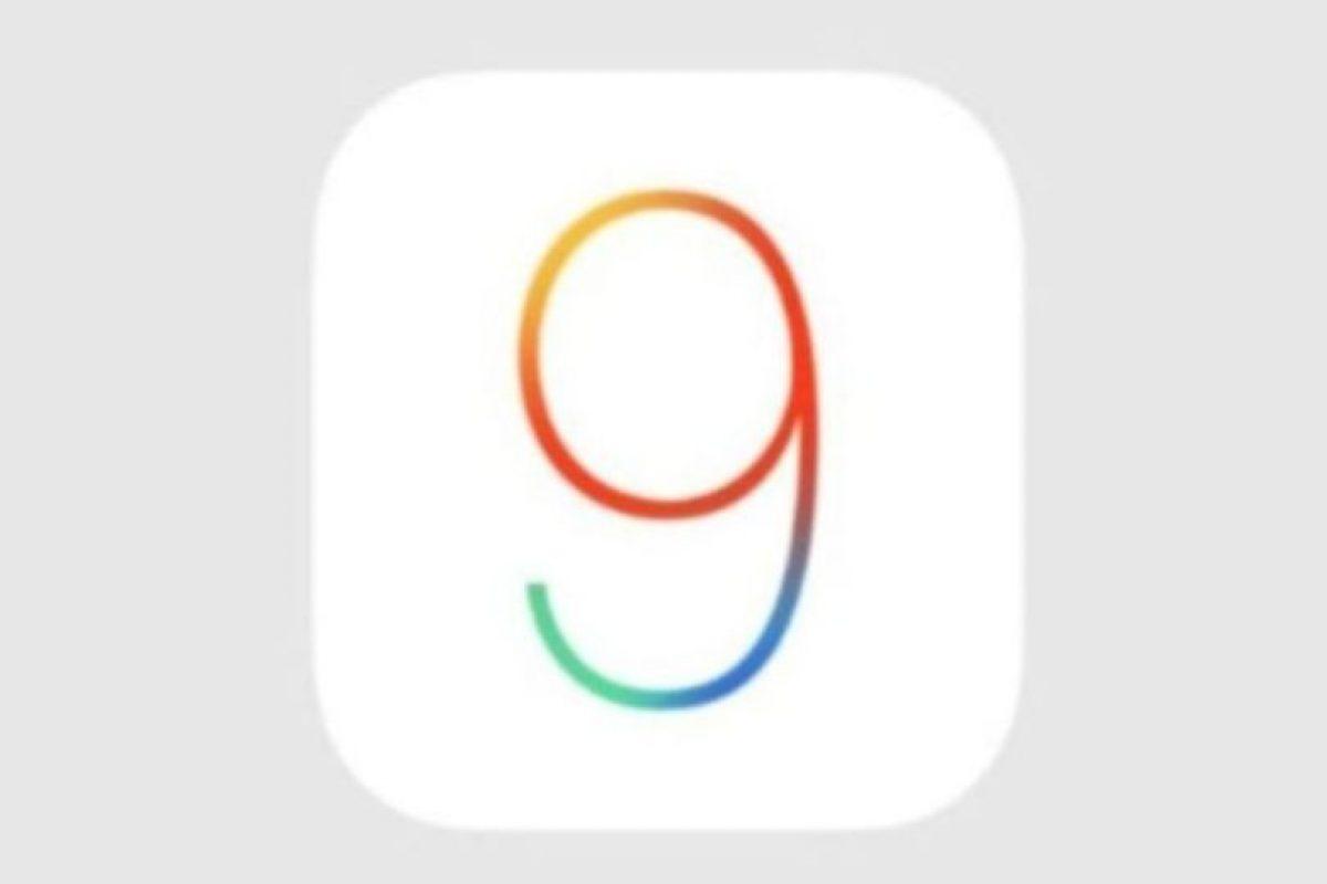 En seguida les mostramos algunas características de iOS 9. Foto:Apple. Imagen Por:
