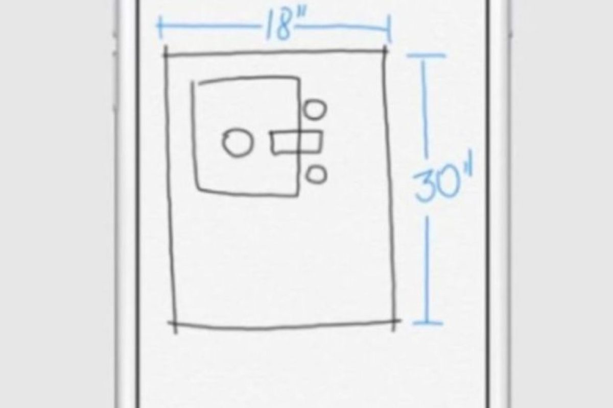 En Notes se puede escribir a mano alzada. Foto:Apple. Imagen Por:
