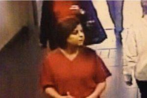 Se disfraza de enfermera para robar bebé, es capturada por adolescentes Foto:Vía Twitter. Imagen Por: