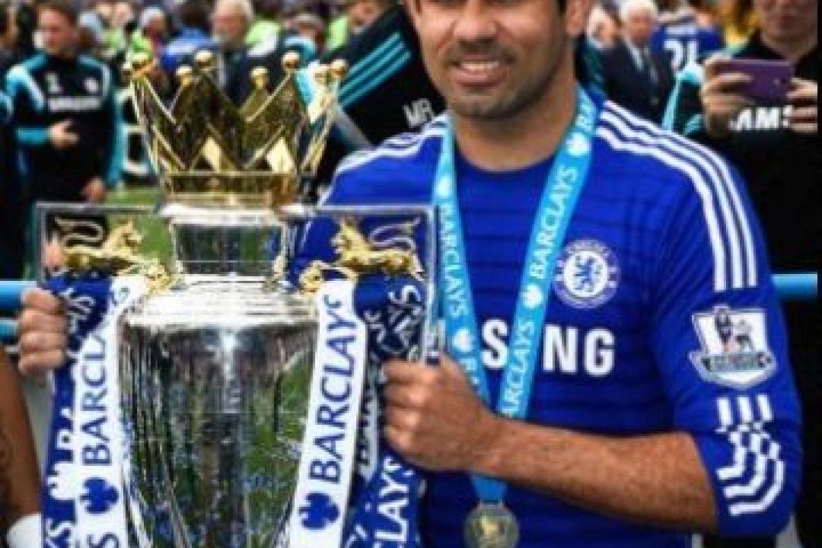 Actualmente es campeón de la Premier League inglesa con el Chelsea. Foto:Getty Images. Imagen Por: