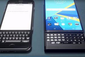 Los teclados serían similares. Foto:vía Curved / YouTube. Imagen Por: