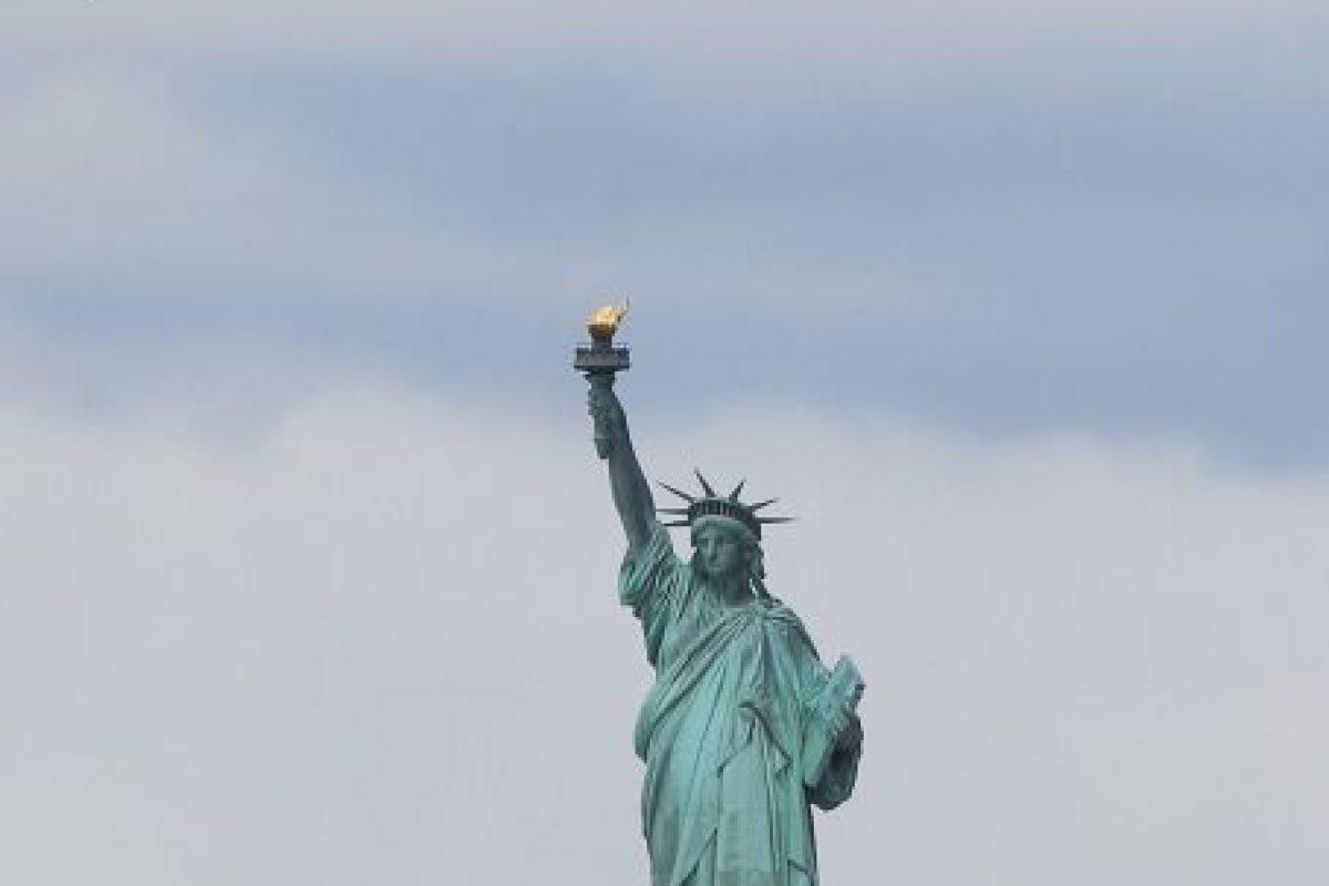 Fue concebida como reconocimiento a la oportunidad que Estados Unidos significaba para los migrantes europeos Foto:Getty Images. Imagen Por: