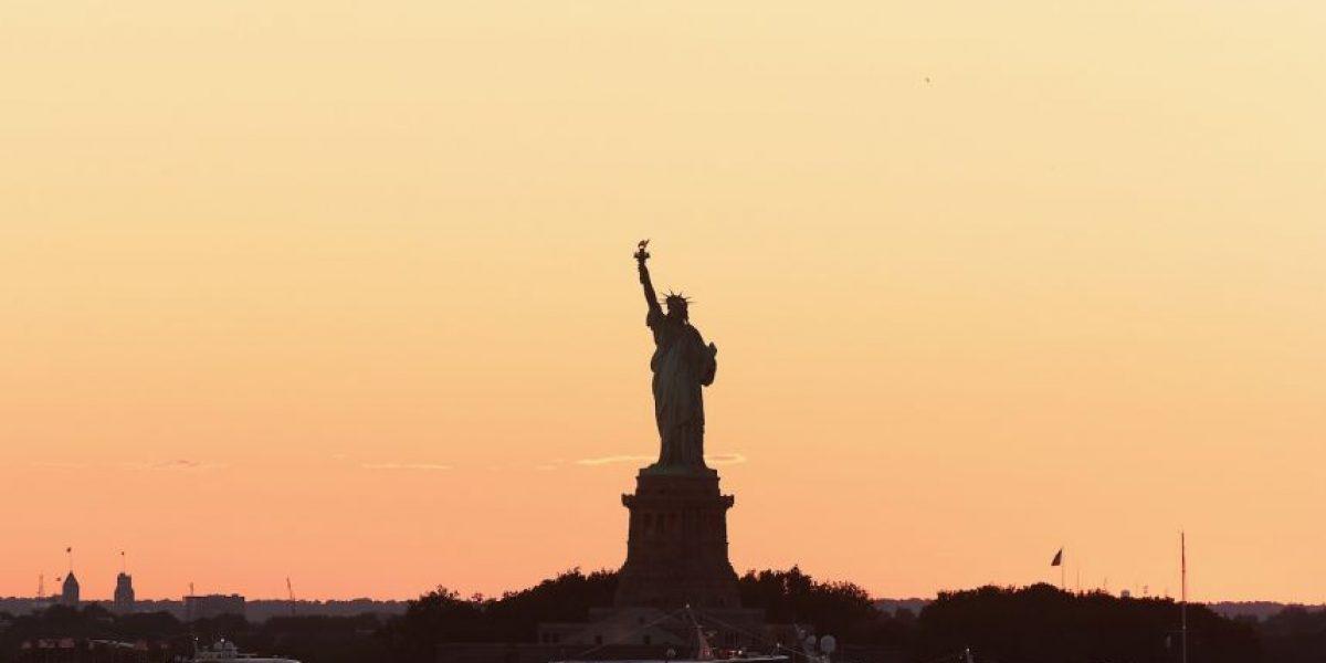 Revelan que la Estatua de la Libertad originalmente era una musulmana