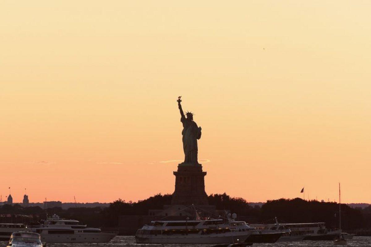 Lo que deben saber de la Estatua de la Libertad Foto:Getty Images. Imagen Por: