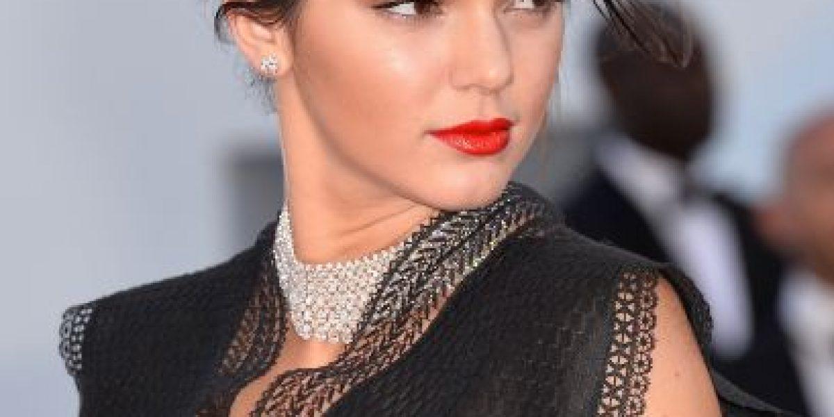 Kendall Jenner se muestra como