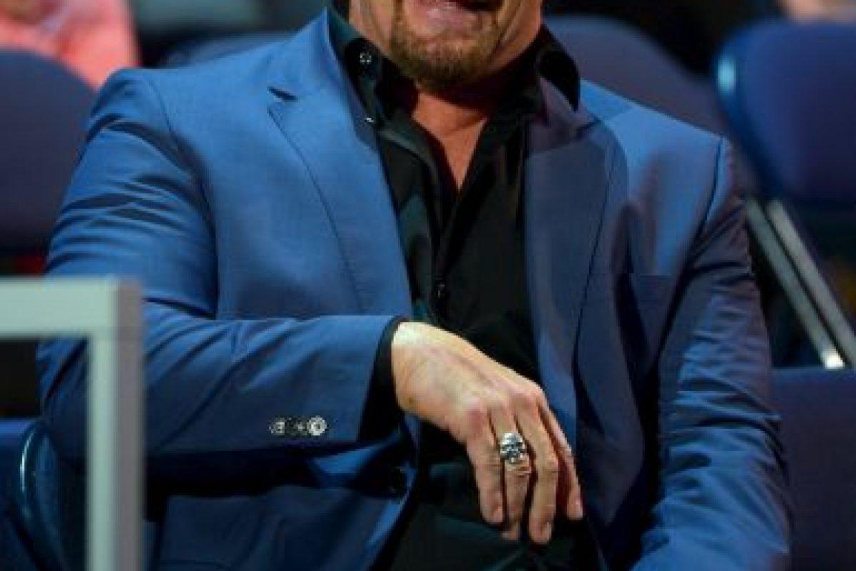2. Stone Cold. Gana 45 millones de dólares Foto:WWE. Imagen Por: