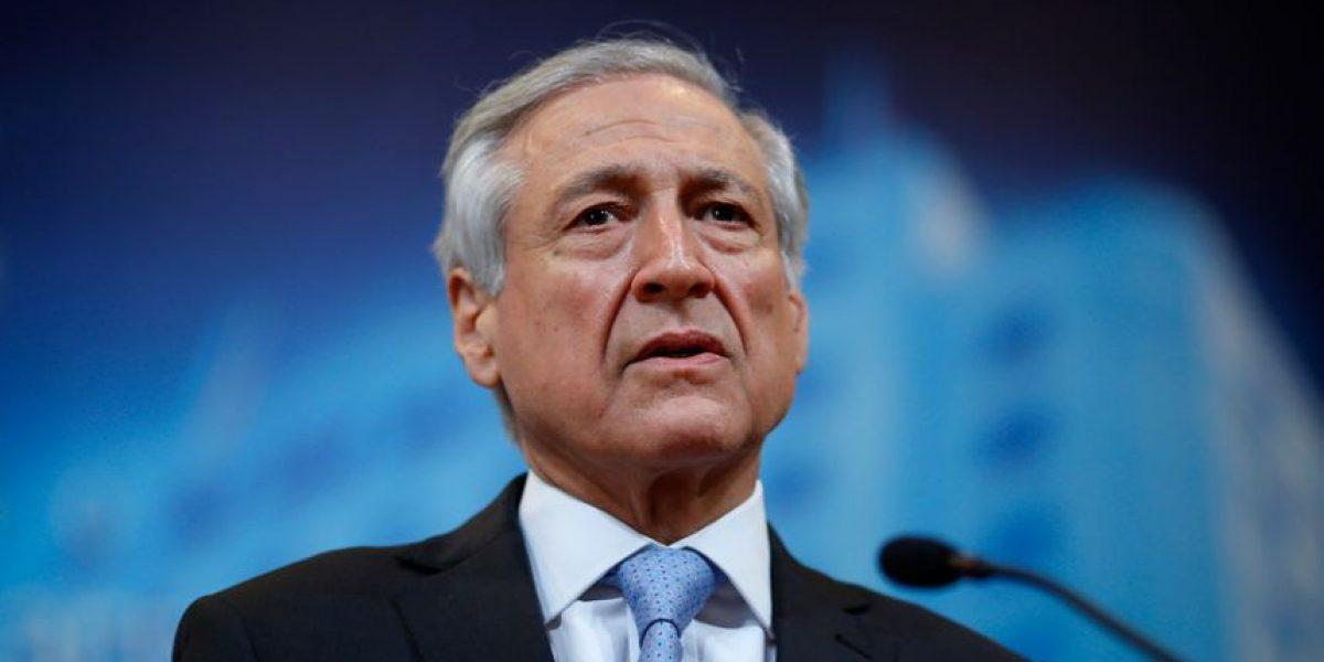 Canciller Muñoz expresó preocupación por situación en Venezuela