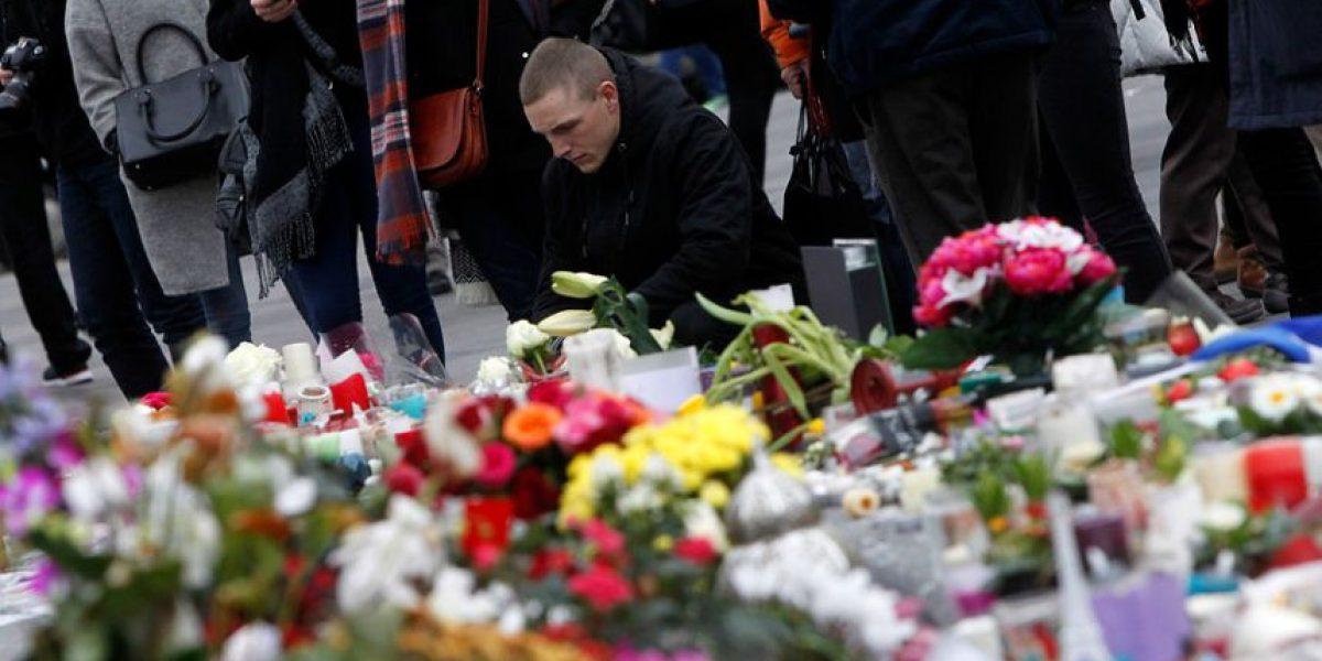 Chilena relata cómo está el ambiente en París a semanas de ocurrido el ataque terrorista