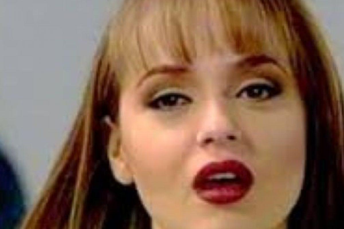 """Gabriela Spanic fue la famosa """"Paola Bracho"""" en """"La Usurpadora"""". Foto:vía Televisa. Imagen Por:"""