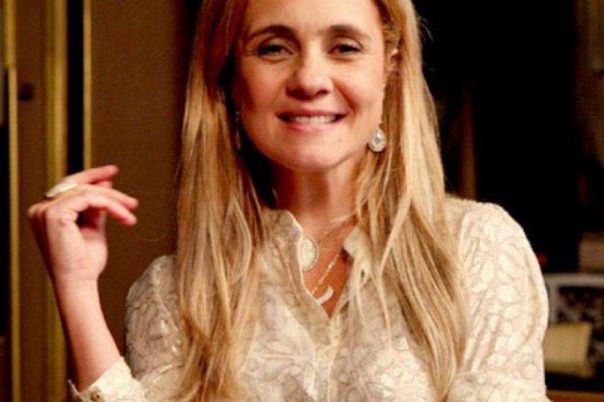 "Adriana Esteves fue la famosa ""Carminha"" en ""Avenida Brasil"". Foto:vía Globo. Imagen Por:"