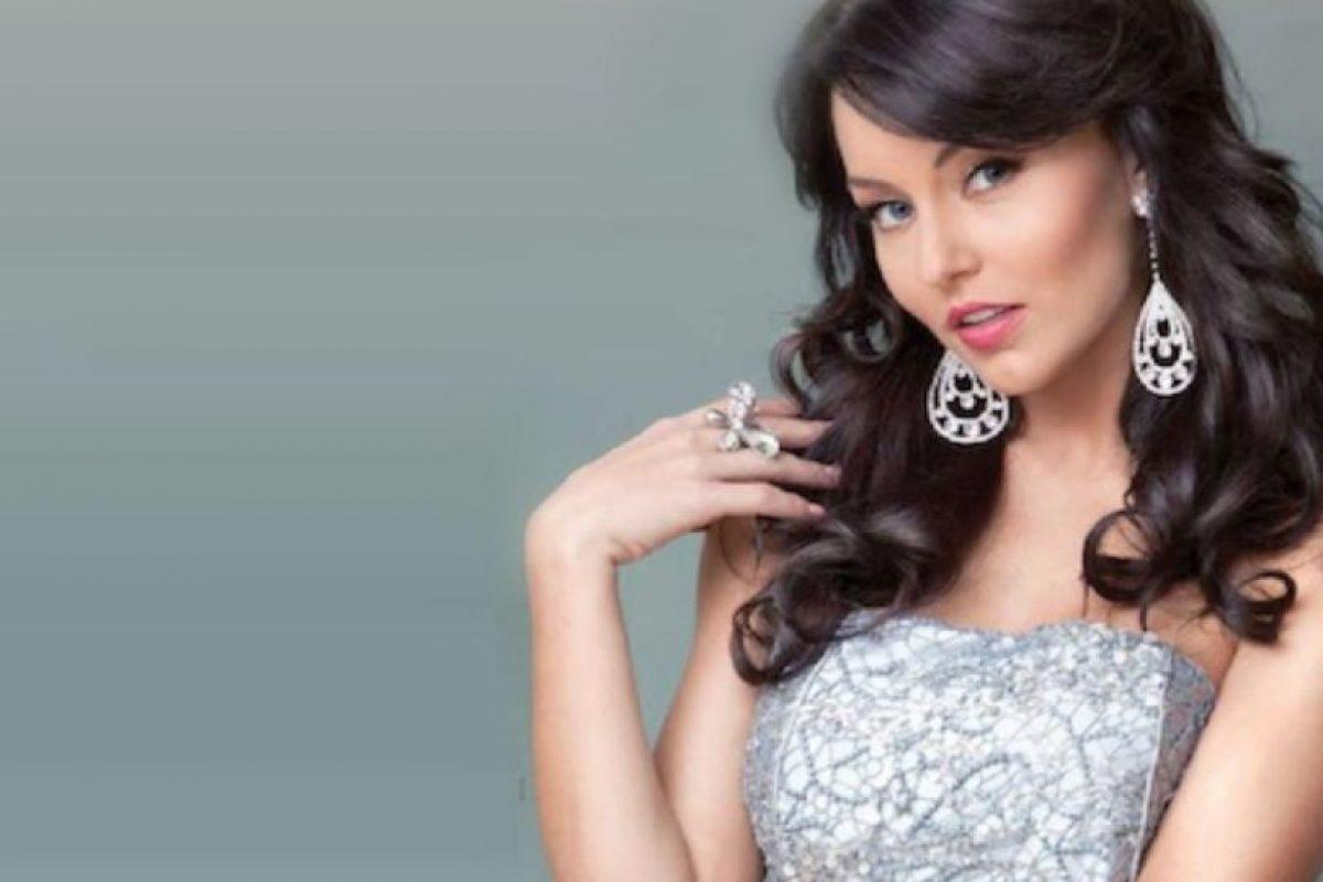 """Angelique Boyer fue """"Teresa"""", en la misma telenovela que lleva su nombre. Foto:vía Televisa. Imagen Por:"""