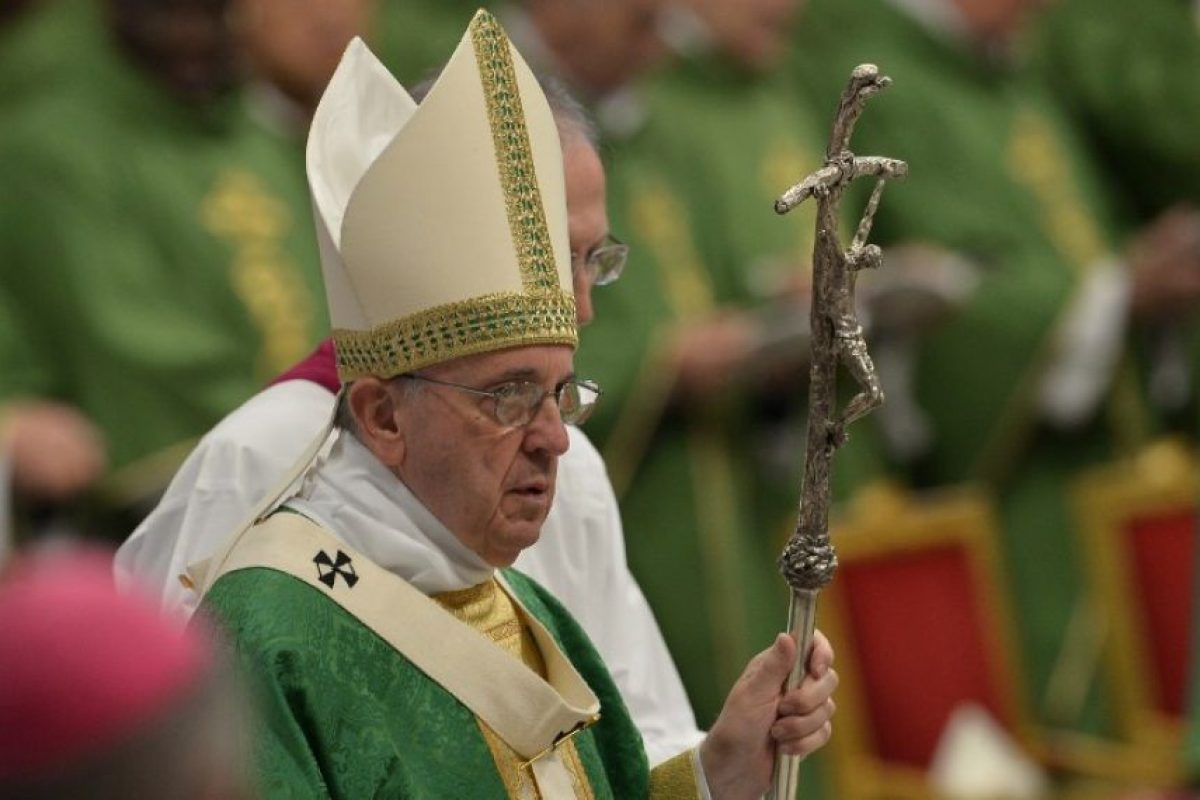 ¿Cómo reconoce un milagro la Iglesia Católica? Foto:Getty Images. Imagen Por: