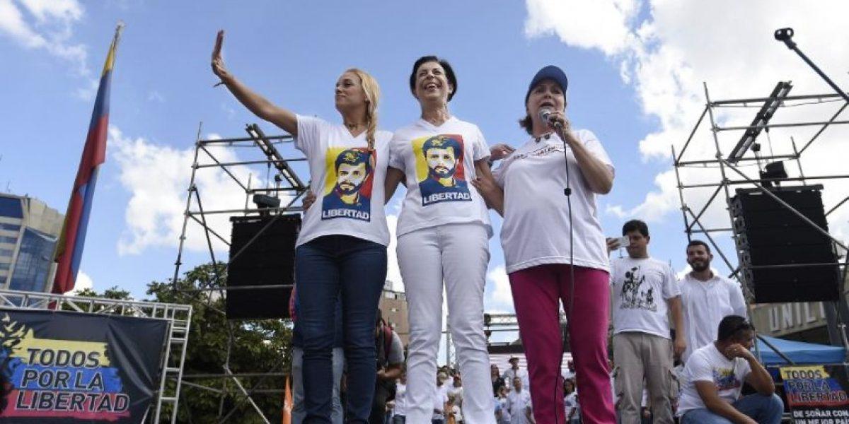 Venezuela: esposa de Leopoldo López agradeció