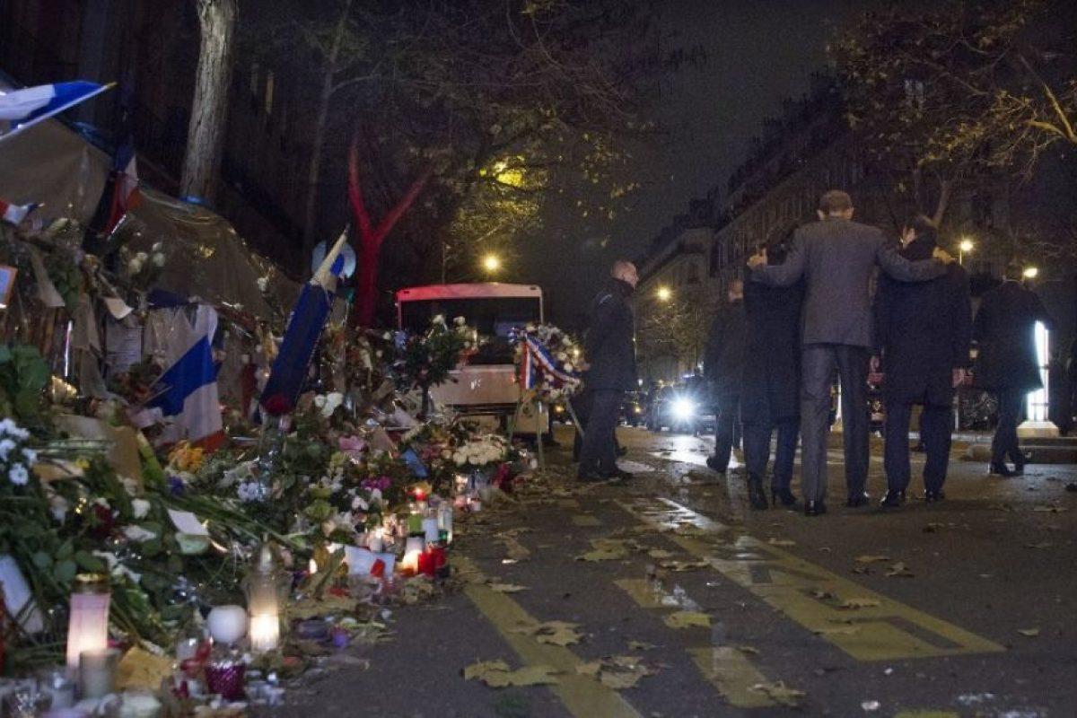 Hubo una toma de rehenes Foto:AFP. Imagen Por:
