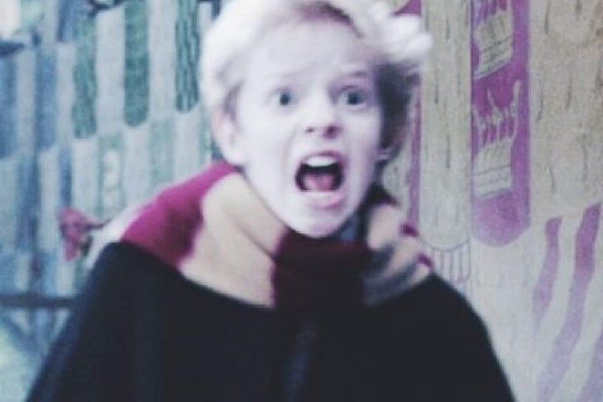Así luce ahora el niño que le tomaba fotos a Harry Potter Foto:Instagram.com – Archivo. Imagen Por: