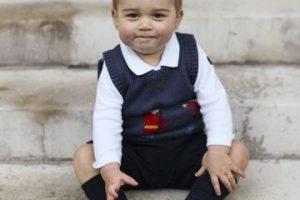 El pasado año para estas fechas divulgaron estas fotos del pequeño. Foto:Getty Images. Imagen Por: