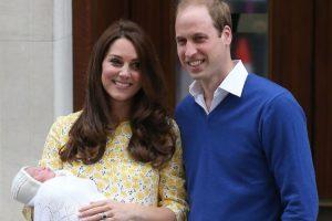 El 2 de mayo de este año nació la princesa Charlotte. Foto:Getty Images. Imagen Por: