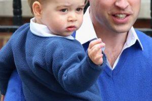 También es el primer nieto de la fallecida princesa Diana de Gales. Foto:Getty Images. Imagen Por: