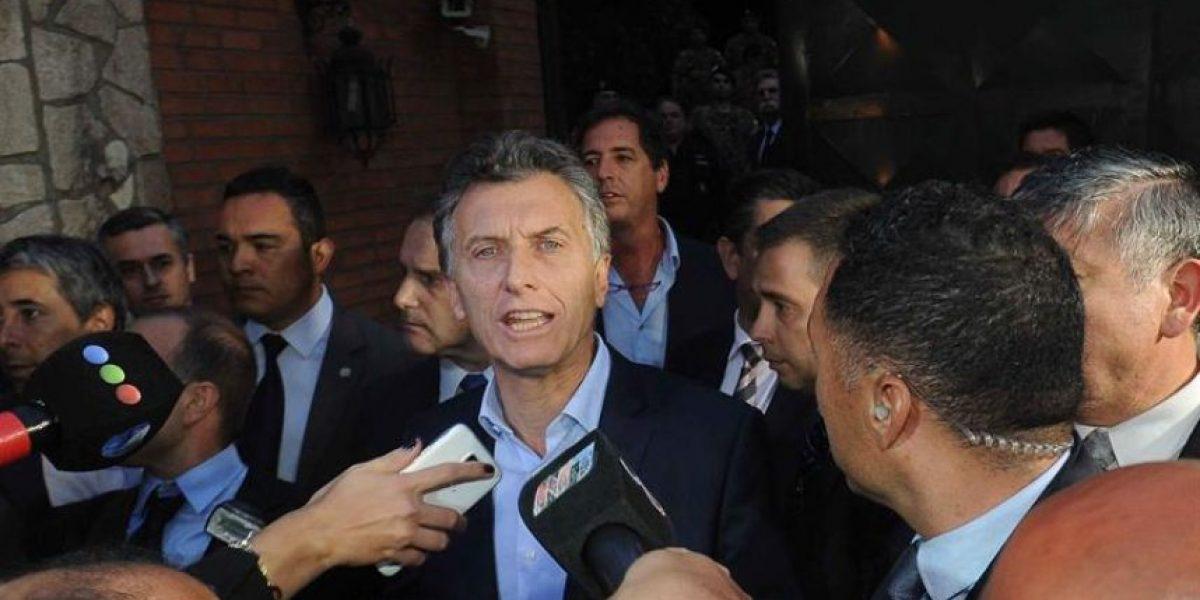 Macri, electo presidente de Argentina, pondrá su fortuna en fideicomiso