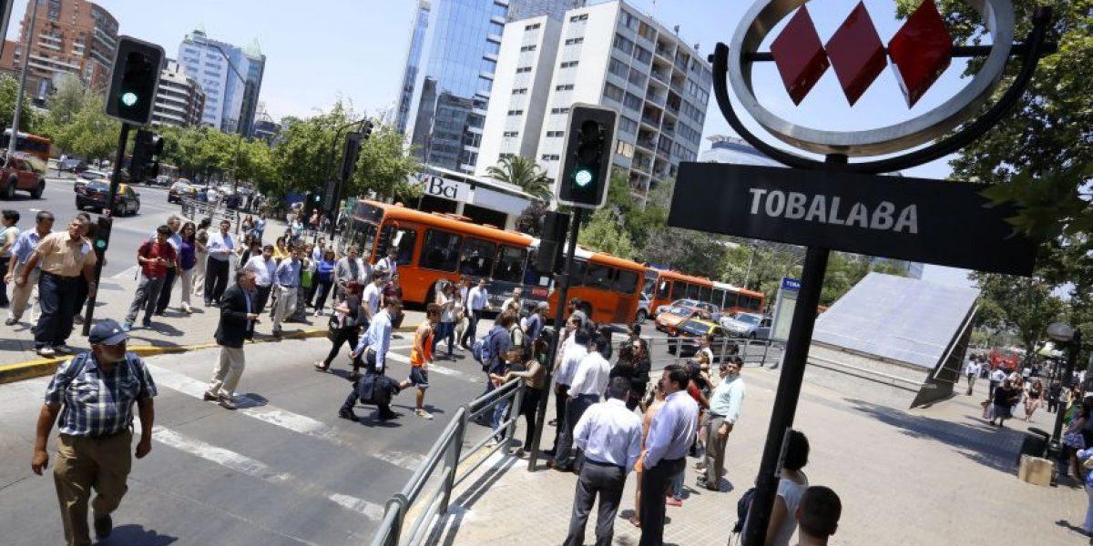 Este lunes Metro de Santiago amplía operación Expresa en la Línea 4