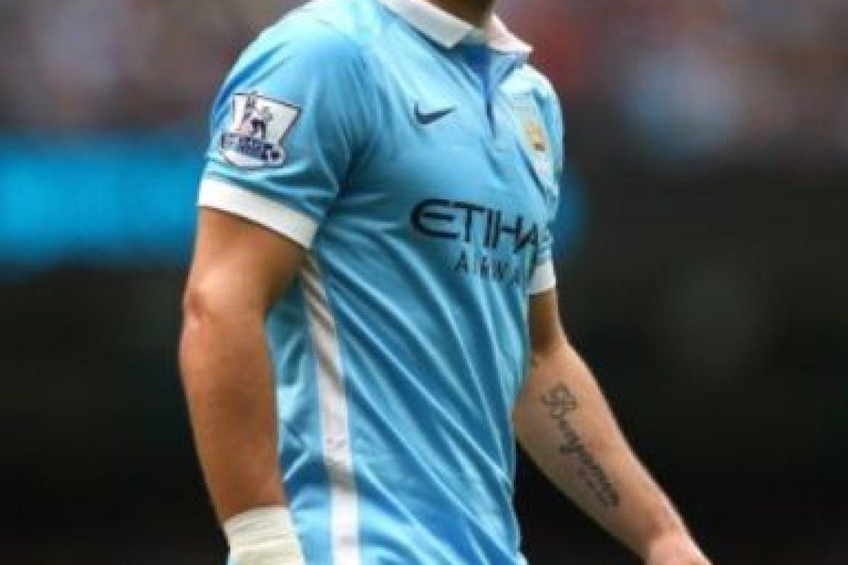 1. Sergio Agüero (Manchester City/Argentina). Foto:Getty Images. Imagen Por: