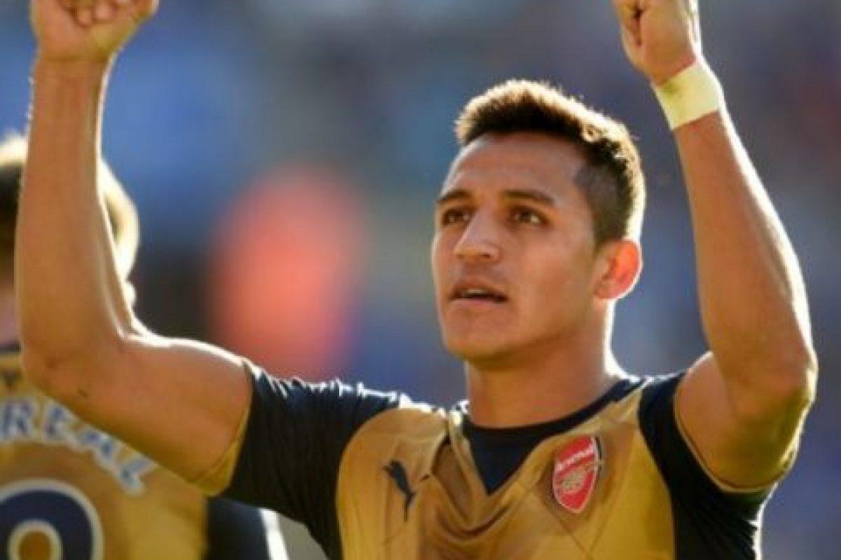 2. Alexis Sánchez (Arsenal/Chile). Foto:Getty Images. Imagen Por: