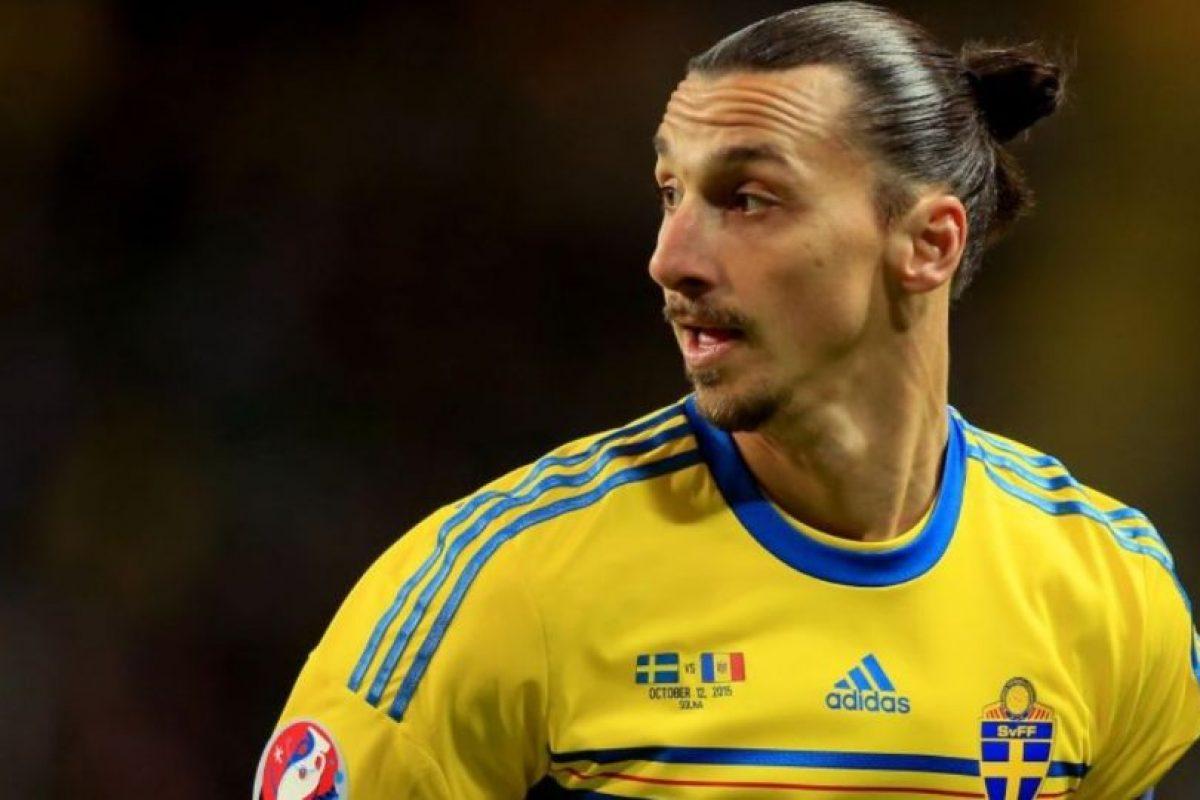 6. Zlatan Ibrahimovic (PSG/Suecia). Foto:Getty Images. Imagen Por: