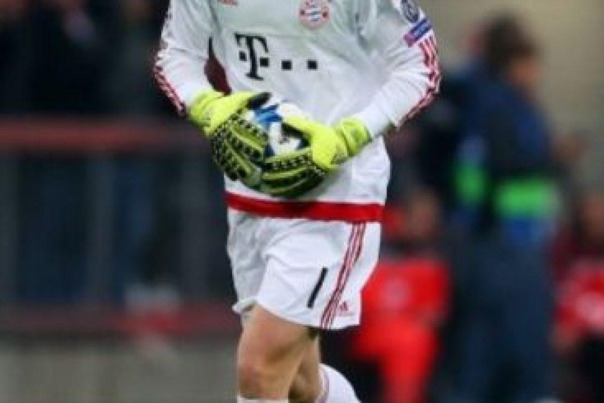 9. Manuel Neuer (Bayern Munich/Alemania). Foto:Getty Images. Imagen Por: