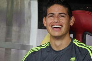 15. James Rodríguez (Real Madrid/Colombia). Foto:Getty Images. Imagen Por: