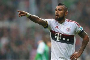 22. Arturo Vidal (Bayern Munich/Chile). Foto:Getty Images. Imagen Por:
