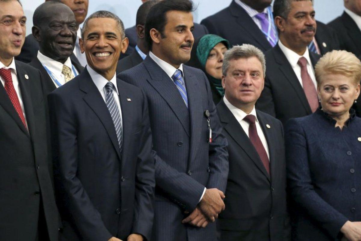 Más de 150 líderes mundiales están reunidos en París para luchar contra el Cambio Climático Foto:AP. Imagen Por: