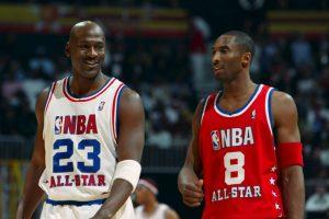 2003, con la leyenda Michael Jordan Foto:Getty Images. Imagen Por: