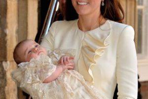El príncipe George nació el 22 de julio de 2013. Foto:Getty Images. Imagen Por: