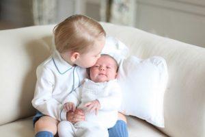 Es la cuarta en la línea de sucesión al trono. Foto:Getty Images. Imagen Por: