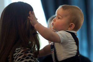 Desde su nacimiento ha causado sensación en Internet por sus tiernas imágenes. Foto:Getty Images. Imagen Por: