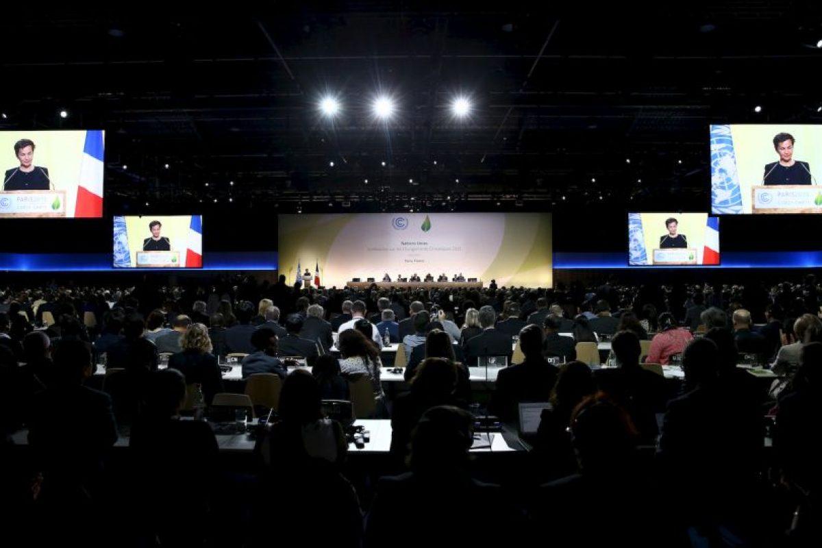 Cada líder tiene tres minutos para hablar Foto:Getty Images. Imagen Por: