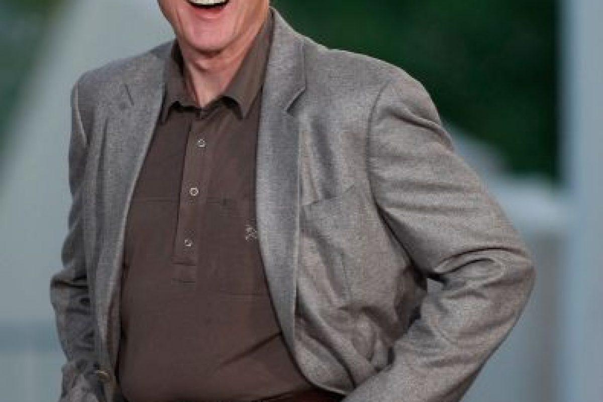 3. Tiene 69 años. Foto:Getty Images. Imagen Por:
