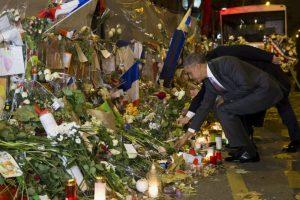 También de Anne Hidalgo, alcalde de París Foto:AP. Imagen Por: