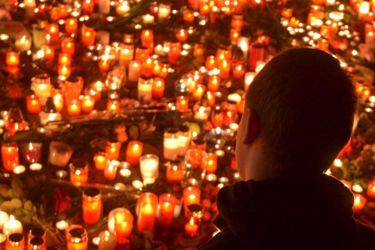 Un total de 130 personas fallecieron. Foto:AFP. Imagen Por: