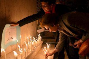 La amenaza se dio tras los atentados de París del viernes 13. Foto:AFP. Imagen Por: