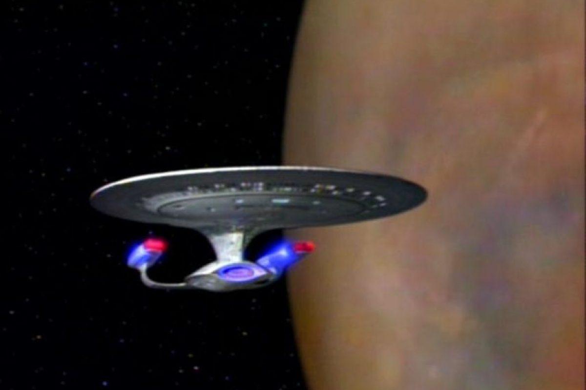 USS Enterprise. Foto:Archivo Getty. Imagen Por: