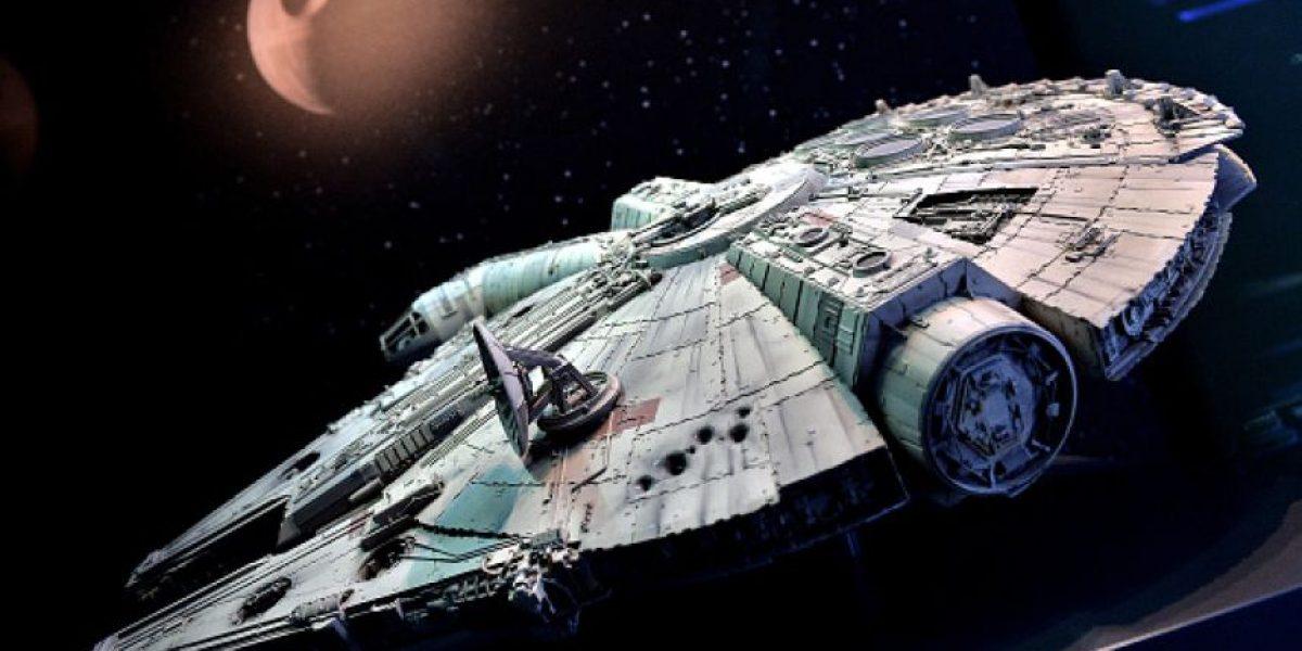 Halcón Milenario vs USS Enterprise: la lucha por ser la mejor nave galáctica