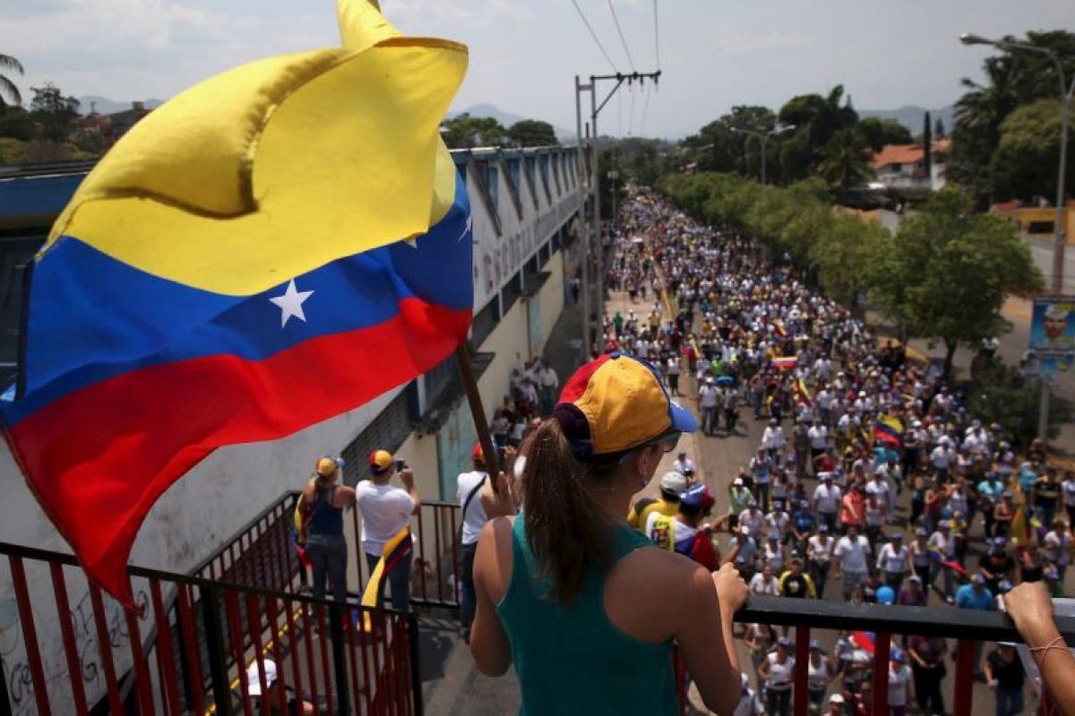 Esto debido a que el próximo 6 de diciembre se realizarán elecciones legislativas en Venezuela. Foto:Getty Images. Imagen Por: