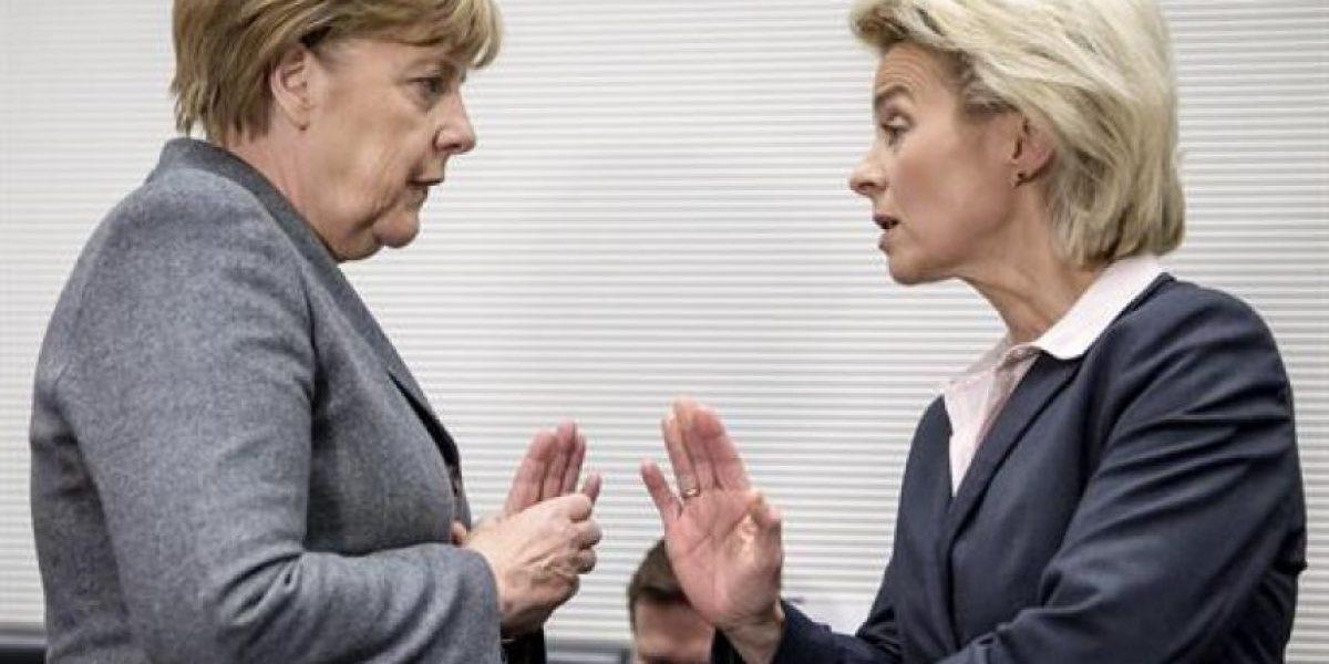 Alemania suma tropas y aviones contra el Estado Islámico