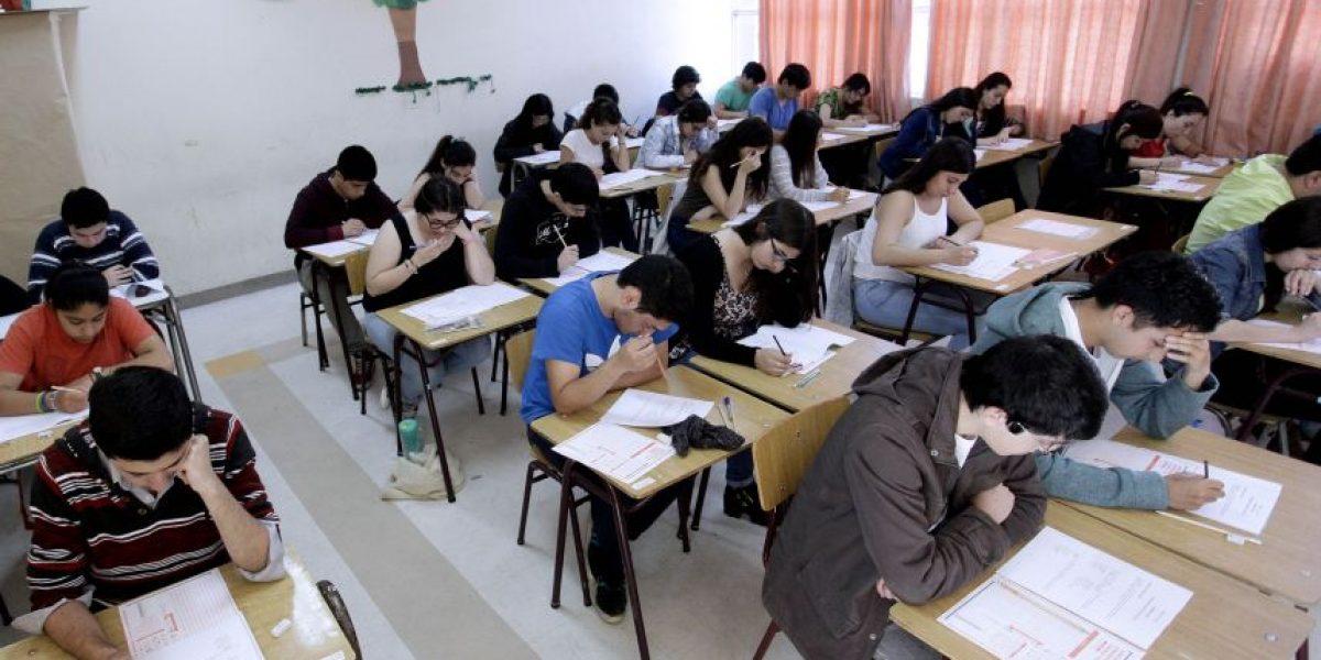 Estudiantes se alistan para segunda jornada de la PSU