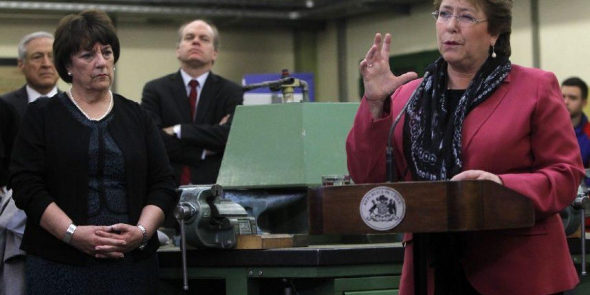 Bachelet por demanda ante el TC por gratuidad:
