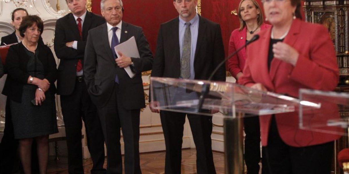 Educación marca la reunión entre  Bachelet y presidente de Austria