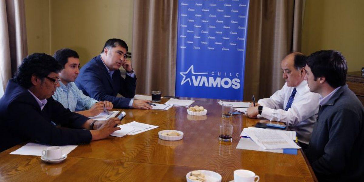 Elecciones municipales: Chile Vamos confirma primarias en 150 comunas