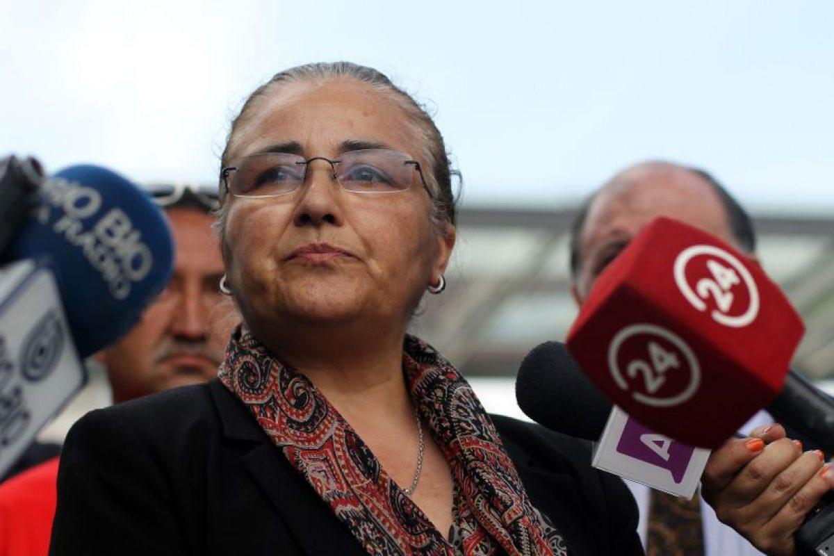 La directora del recinto. Foto:Agencia UNO. Imagen Por: